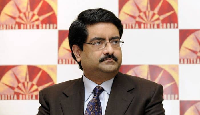 Richest People in India - Kumar Birla