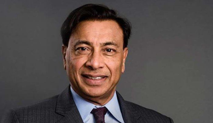 Richest People in India - Lakshmi Mittal