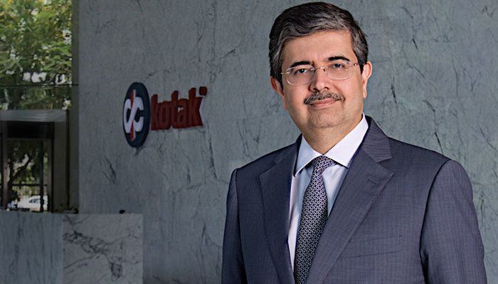 Richest People in India - Uday Kotak