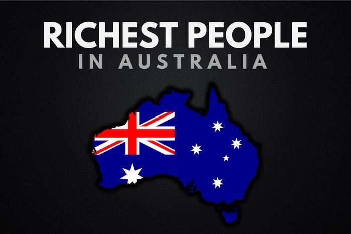 The Top 10 Richest People in Australia