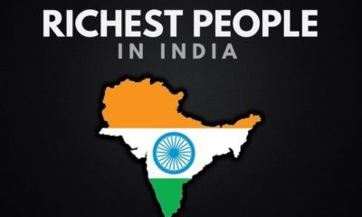 The Top 10 Richest People in India