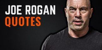 44 Sensational Joe Rogan Quotes