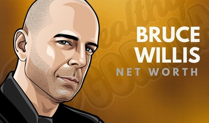 Bruce Willis' Net Worth