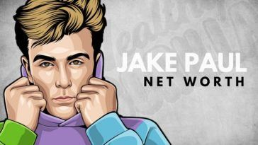 Jake Paul's Net Worth