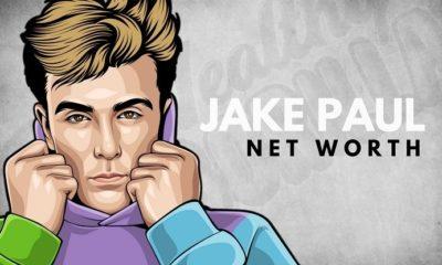 Jake Paul's Net Worth