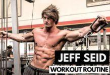 Jeff Seid's Workout Routine & Diet