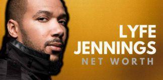 Lyfe Jennings' Net Worth
