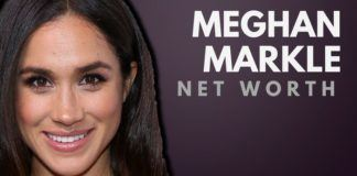 Meghan Markle's Net Worth