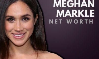 Meghan Markle's Net Worth