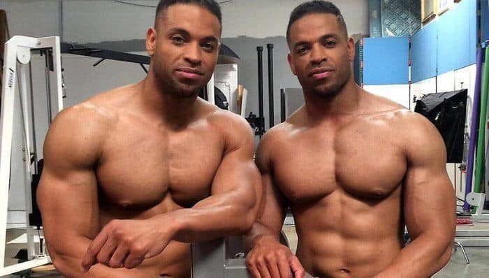 Richest Bodybuilders - Hodge Twins