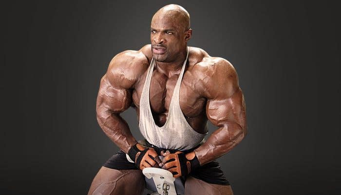 Richest Bodybuilders - Ronnie Coleman