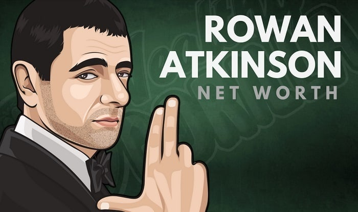 Rowan Atkinson's Net Worth