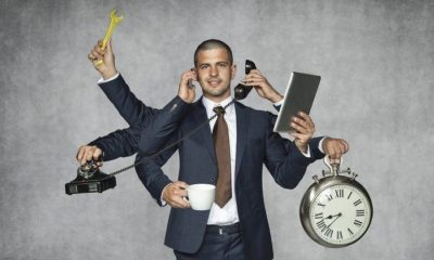 Why Always Being Busy Negatively Affects Your Self-Development