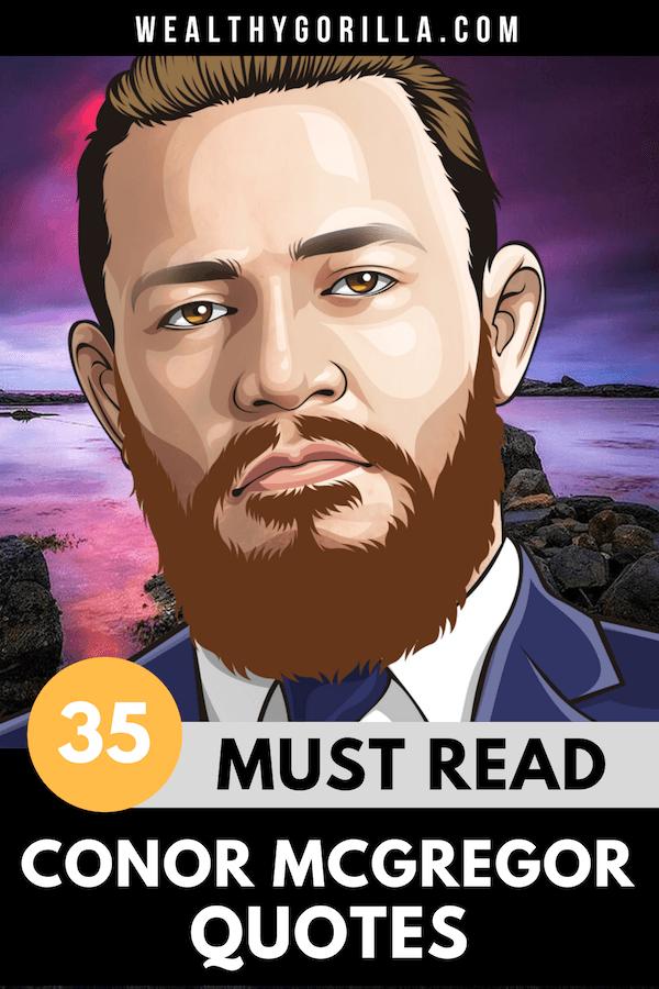 35 Conor McGregor Quotes 2