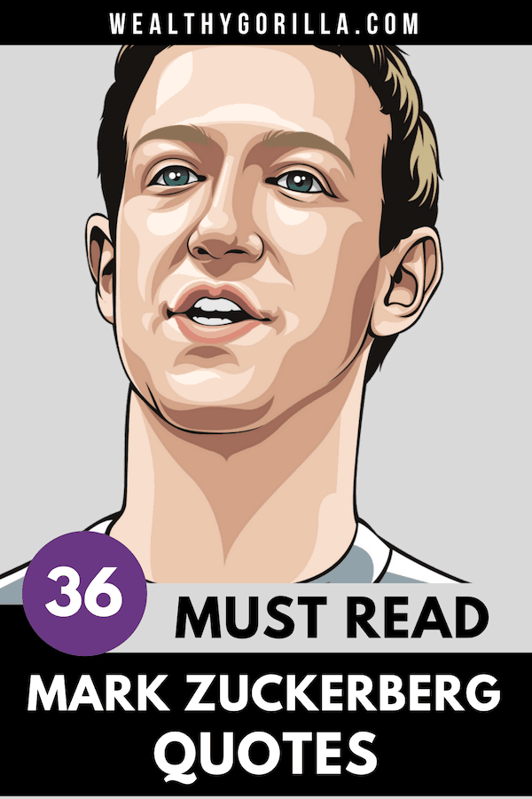 36 Mark Zuckerberg Quotes Pin 2