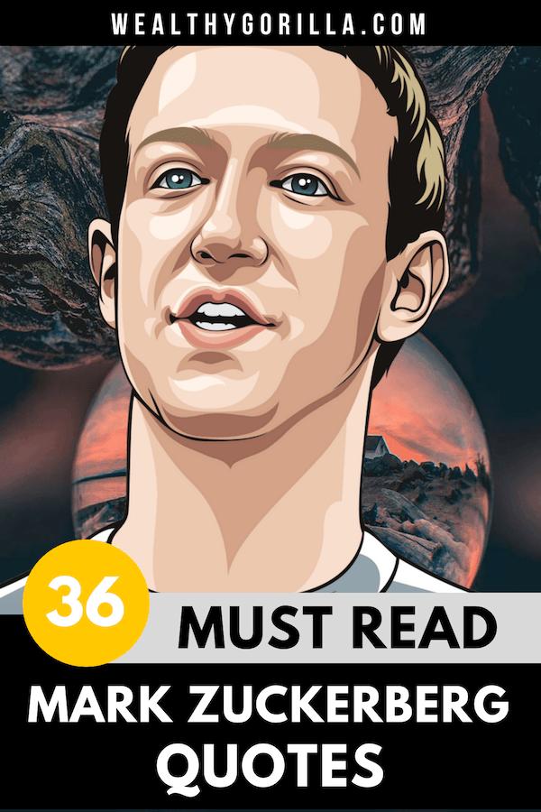 36 Mark Zuckerberg Quotes Pin 3