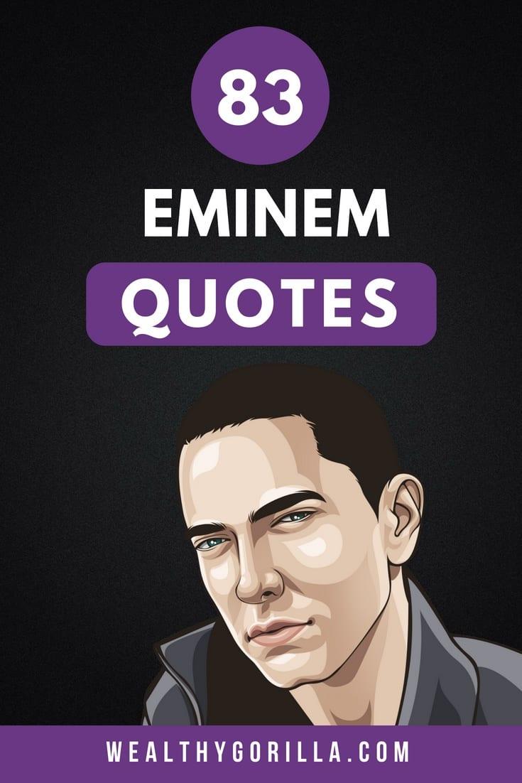 83 Eminem Quotes Pin 3