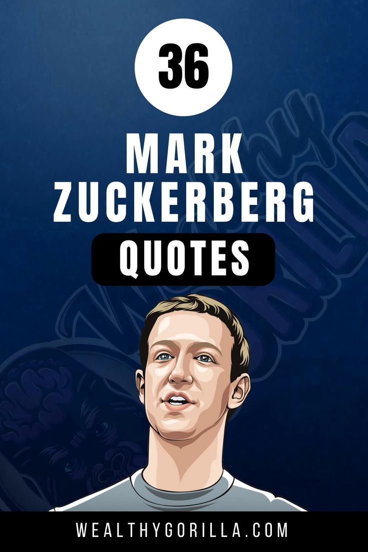 36 Mark Zuckerberg Quotes Pin 4