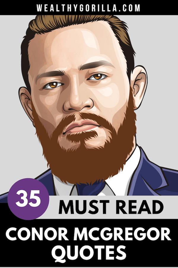 35 Conor McGregor Quotes 5
