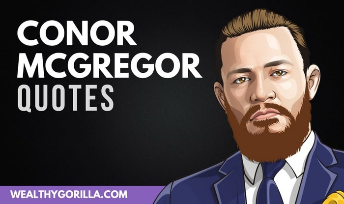 35 Motivational Conor McGregor Quotes Success