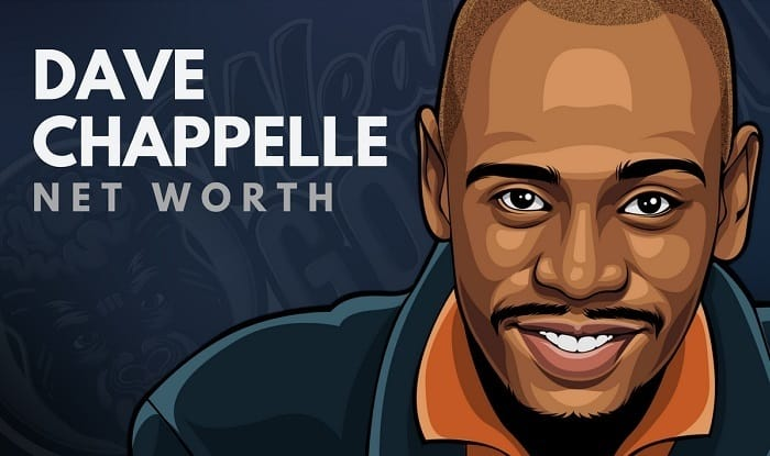 Dave Chappelle's Net Worth