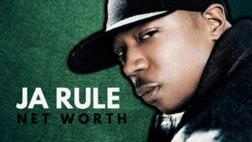 Ja Rule's Net Worth