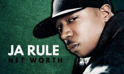 Ja Rule's Net Worth