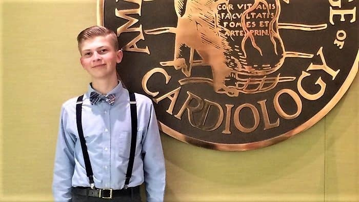 Jack Randandt - Heart Transplant At Age 11