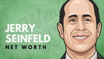 Jerry Seinfeld's Net Worth