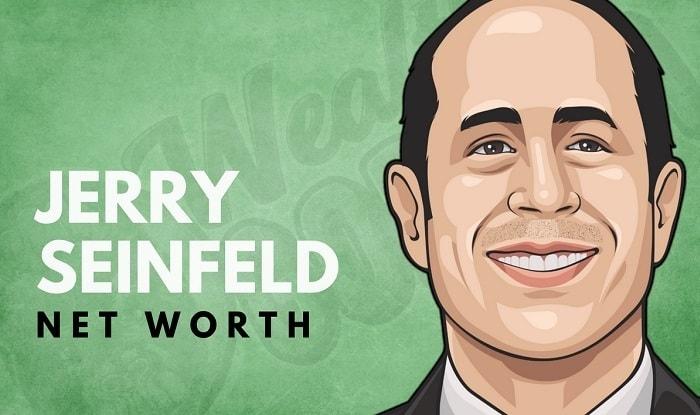 Jerry Seinfeld's Net Worth