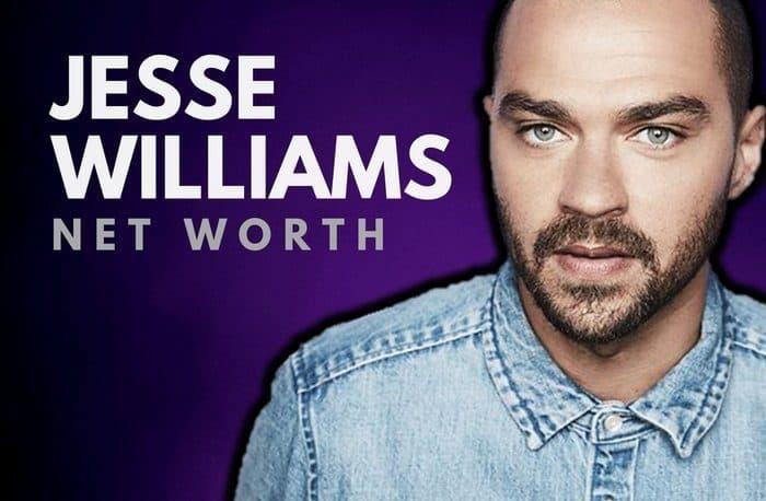 Jesse Williams' Net Worth