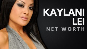Kaylani Lei's Net Worth