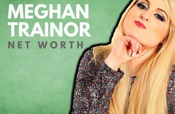 Meghan Trainor's Net Worth