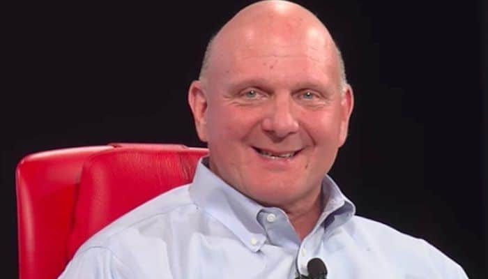 Richest People - Steve Ballmer