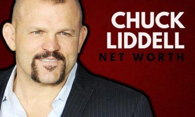 Chuck Liddell's Net Worth