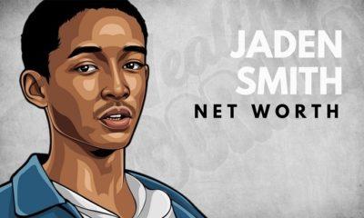 Jaden Smith's Net Worth