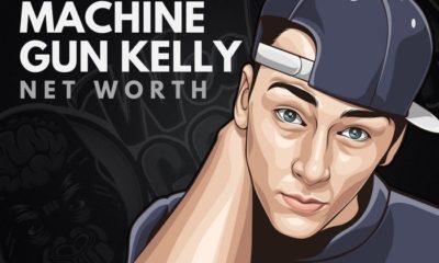 Machine Gun Kelly's Net Worth