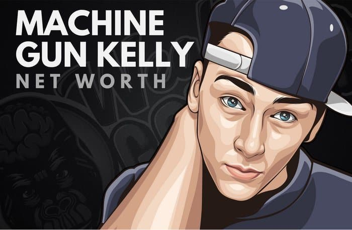 Machine Gun Kelly's Net Worth