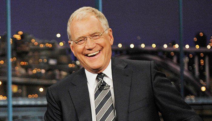 Richest Comedians - David Letterman