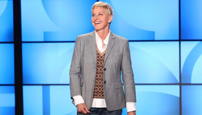 Richest Comedians - Ellen Degeneres