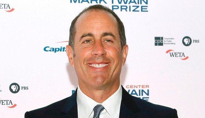 Richest Comedians - Jerry Seinfeld