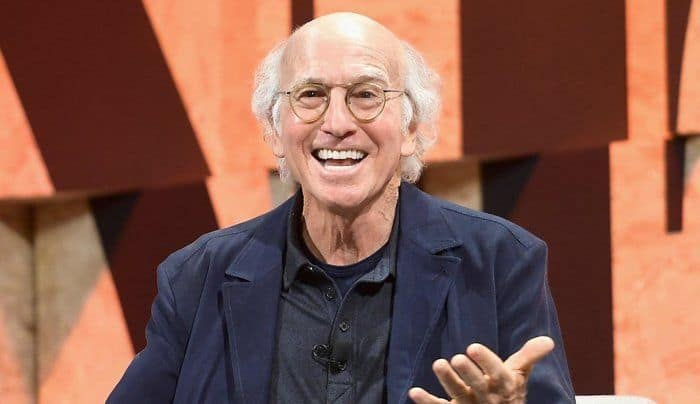 Richest Comedians - Larry David