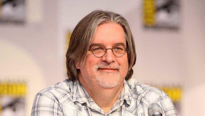 Richest Comedians - Matt Groening