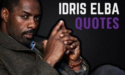 The Best Idris Elba Quotes