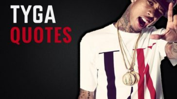 The Best Tyga Quotes