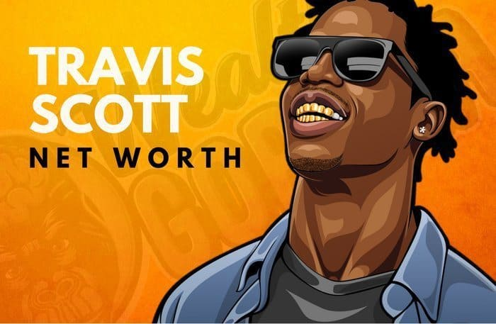 Travis Scott's Net Worth