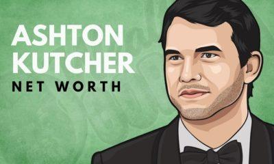 Ashton Kutcher's Net Worth