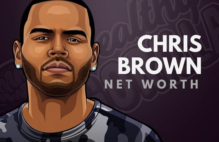 Chris Brown's Net Worth