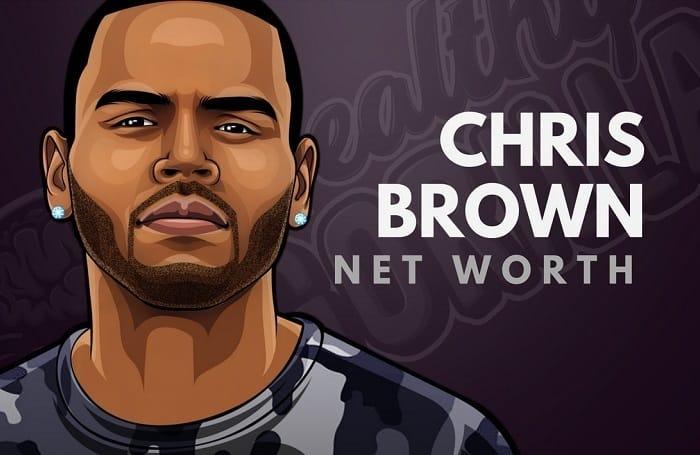 Chris Brown's Net Worth