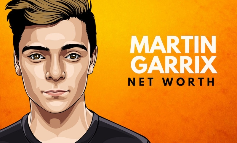 Martin Garrix's Net Worth